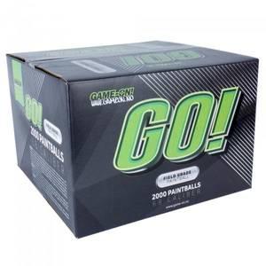 Bilde av GO! Paintballs ANDRE SORTERING - Silver - 2000stk
