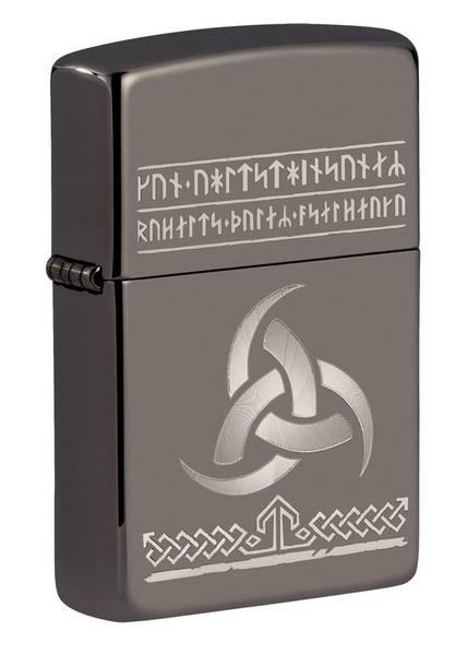 Bilde av Zippo - Odin Valhalla Design - Lighter