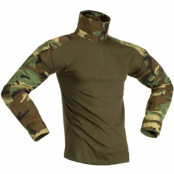 Bilde av Invader Gear - Combat Shirt - Woodland
