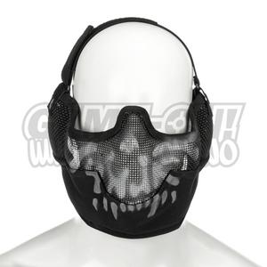 Bilde av Invader - Mesh Maske med Gitter V2 - Death Head