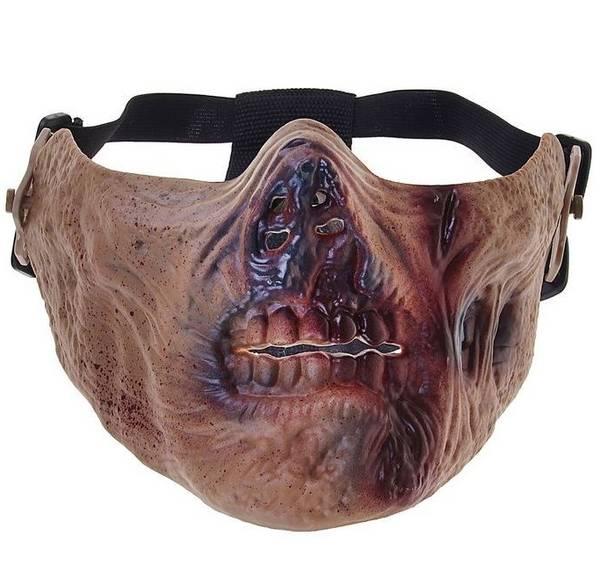 Bilde av S&T - Zombie II Beskyttelsesmaske