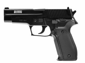 Bilde av Swiss Arms SP2022/P226 - Fjærdrevet Softgunpistol Polymer