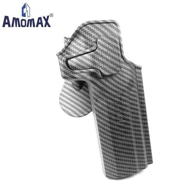 Bilde av Amomax - QR Hylster til Desert Eagle - Karbon/Svart