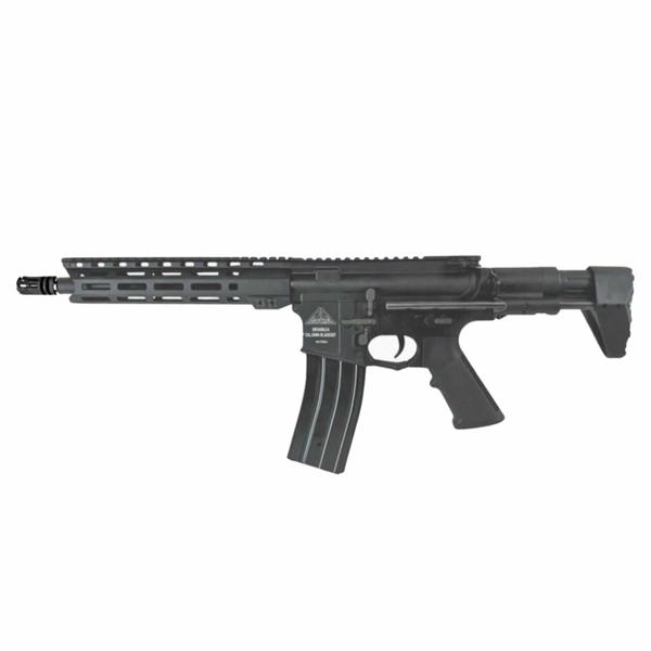 Bilde av Adaptive Armament PDW M-Lok - Elektrisk Softgunrifle - Svart