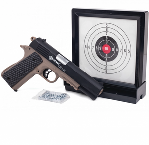 Bilde av Crosman Classic 1911 Pistol Kit - 4.5mm BB