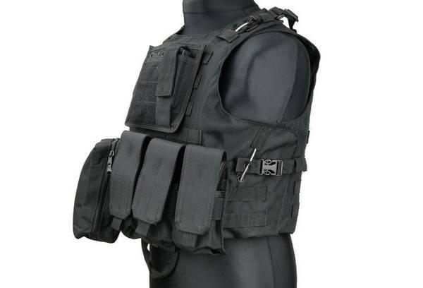 Bilde av Taktisk Vest type AAC FSBE - Svart