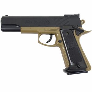 Bilde av Colt MK IV - Fjærdrevet Softgunpistol - Svart/Tan