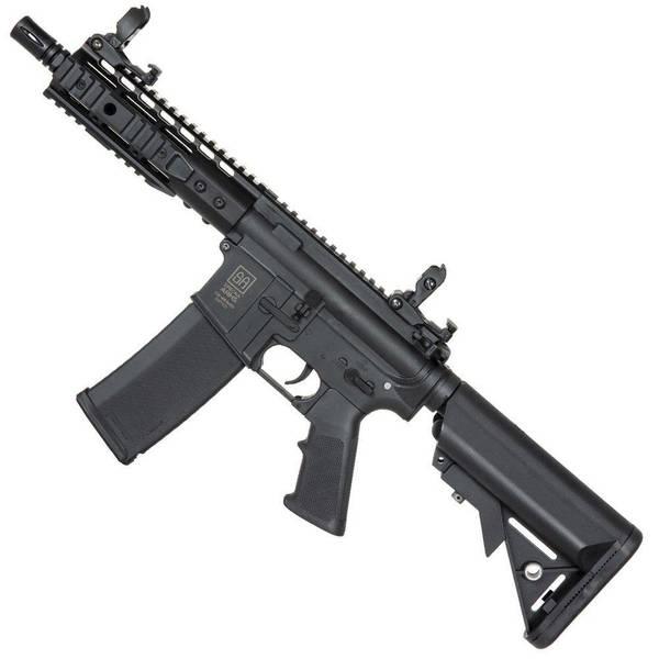 Bilde av Specna Arms - C12 Core RRA Elektrisk Softgun Rifle - Svart (PAKK