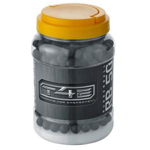 Bilde av Gummikuler til T4E - 500stk - 0.50CAL