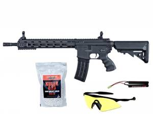 Bilde av Tippmann Recon Carbine M-LOK - AEG Softgunrifle - PAKKE