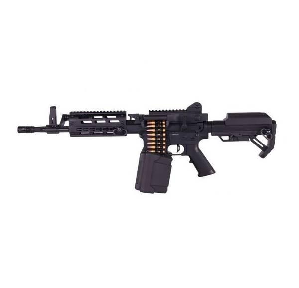 Bilde av GE - LMG Short Elektrisk Softgun Rifle - Full Metall