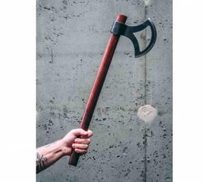 Bilde av Medieval Warrior - Fult Funksjonibel Vikingøks