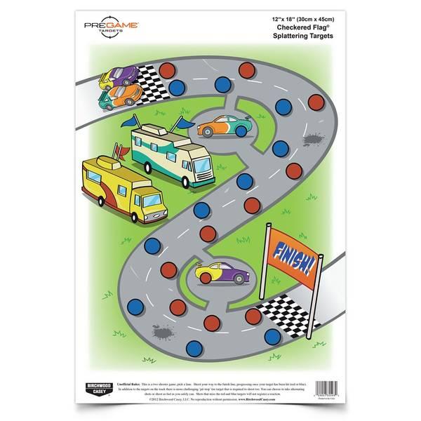 Bilde av Konkurranse Blinker - Racerbil - 8stk