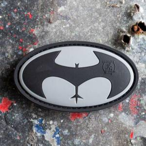Bilde av Patch - Buttman Rubber - SWAT