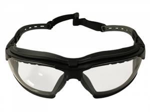 Bilde av Beskyttelsesbriller Komfort - Justerbare - Klart Glass Anti Dugg