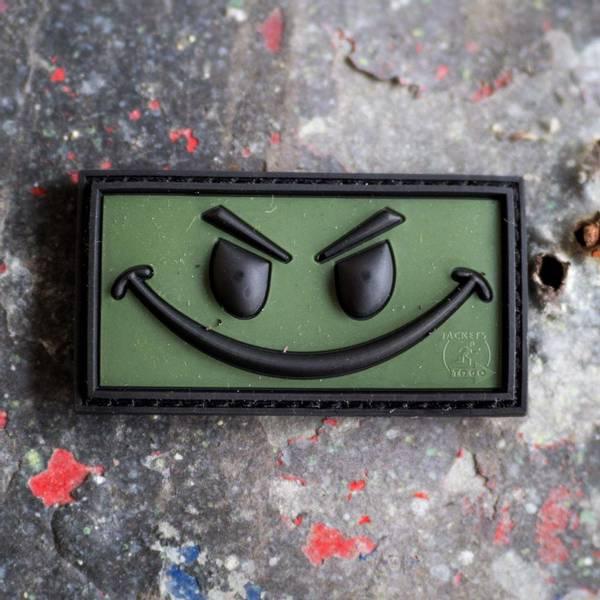 Bilde av Patch - Evil Smile Rubber - Forest