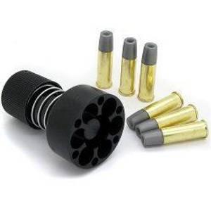 Bilde av Ekstra 4.5mm Pellets Shells/Magasin 6stk med Speedloader - Weble