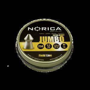 Bilde av Norica Jumbo 4.5mm Luftgeværskuler - 250stk