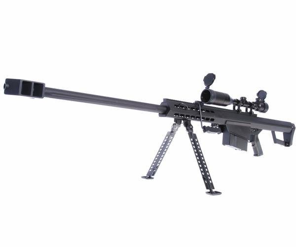 Bilde av Snow Wolf - M82A1 Full Metall Elektrisk Airsoft Sniper