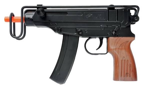 Bilde av DE - VZ61 Springer Softgun Pistol - Svart