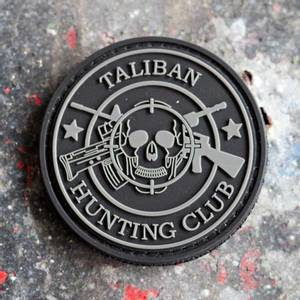 Bilde av Taliban Patch - Black