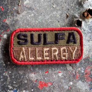 Bilde av Patch Sulfa Allergy FG