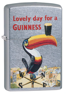 Bilde av Zippo - Lovely Day for a Guinness