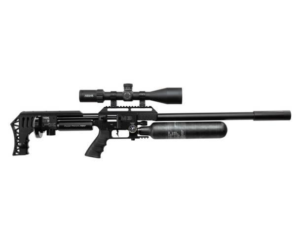 Bilde av FX Impact M3 Sniper - 6.35mm PCP Luftgevær - Svart (REGPLIKTIG)