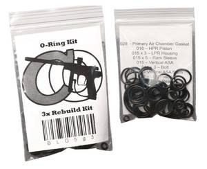 Bilde av O-ring kit for Proto Reflex (x3)