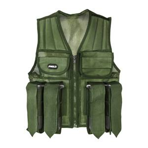 Bilde av Field Light Tactical Vest - Grønn