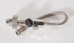 Bilde av DIN Fyllestasjon med 25cm slange
