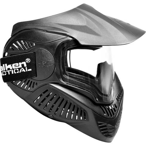 Bilde av Valken MI-7 Thermal Paintballmaske- Svart