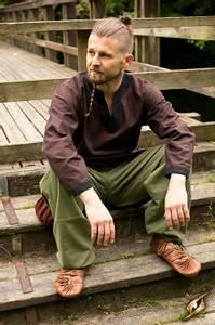 Bilde av Basic Bukse - Dryad Green -Large