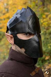 Bilde av Assassin Helmet - Svart M/L