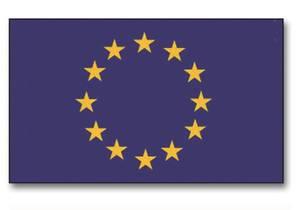 Bilde av Flagg, Europa - 90x150cm