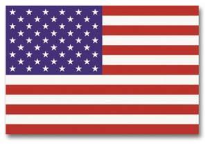 Bilde av Flagg, USA - 90x150cm