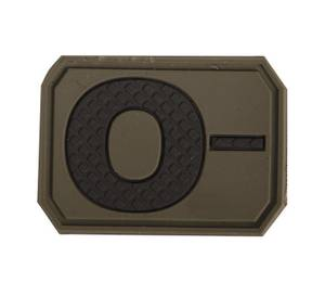 Bilde av Blodtype 3D Patch - Tan - 0-