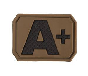 Bilde av Blodtype 3D Patch - Tan - A+