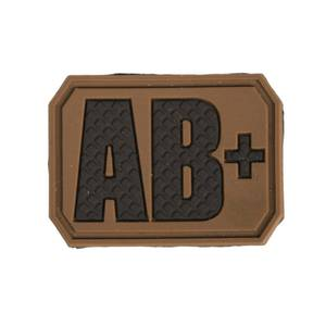 Bilde av Blodtype 3D Patch - Tan - AB+