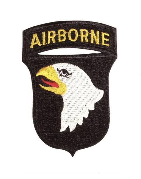 Bilde av US 101st Airborne Division - Tekstilpatch