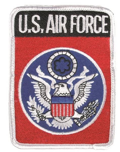 Bilde av US Air Force - Tekstilpatch