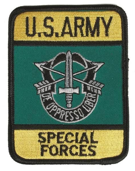 Bilde av US Special Forces - Tekstilpatch