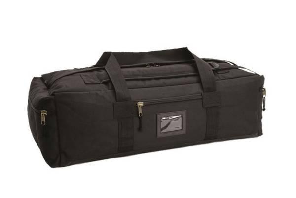 Bilde av Combat Duffle Bag - Svart