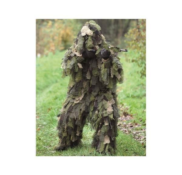 Bilde av Ghillie suit - Oak Leaf 3D