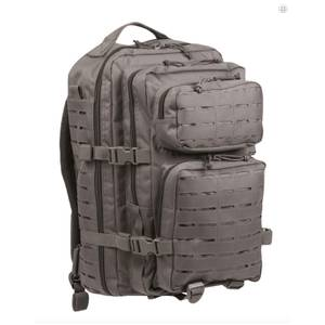 Bilde av US Assault - Taktisk Ryggsekk Laser Cut - 36L - Urban Grey