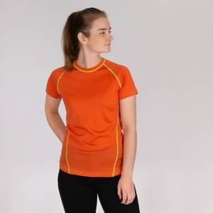 Bilde av Oransje SAFA Sara t-skjorte