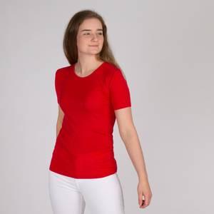 Bilde av Rød SAFA Julie t-skjorte