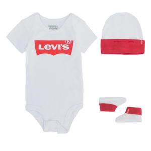 Bilde av Hvitt Levis Body sokker lue