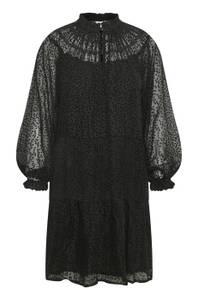 Bilde av Svart Part Two Fryd kjole