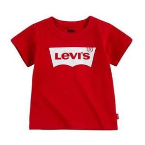 Bilde av Rød Levi's Batwing t-skjorte